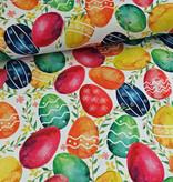 Deco Stof Happy Easter