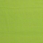 Katoen mini stip lime