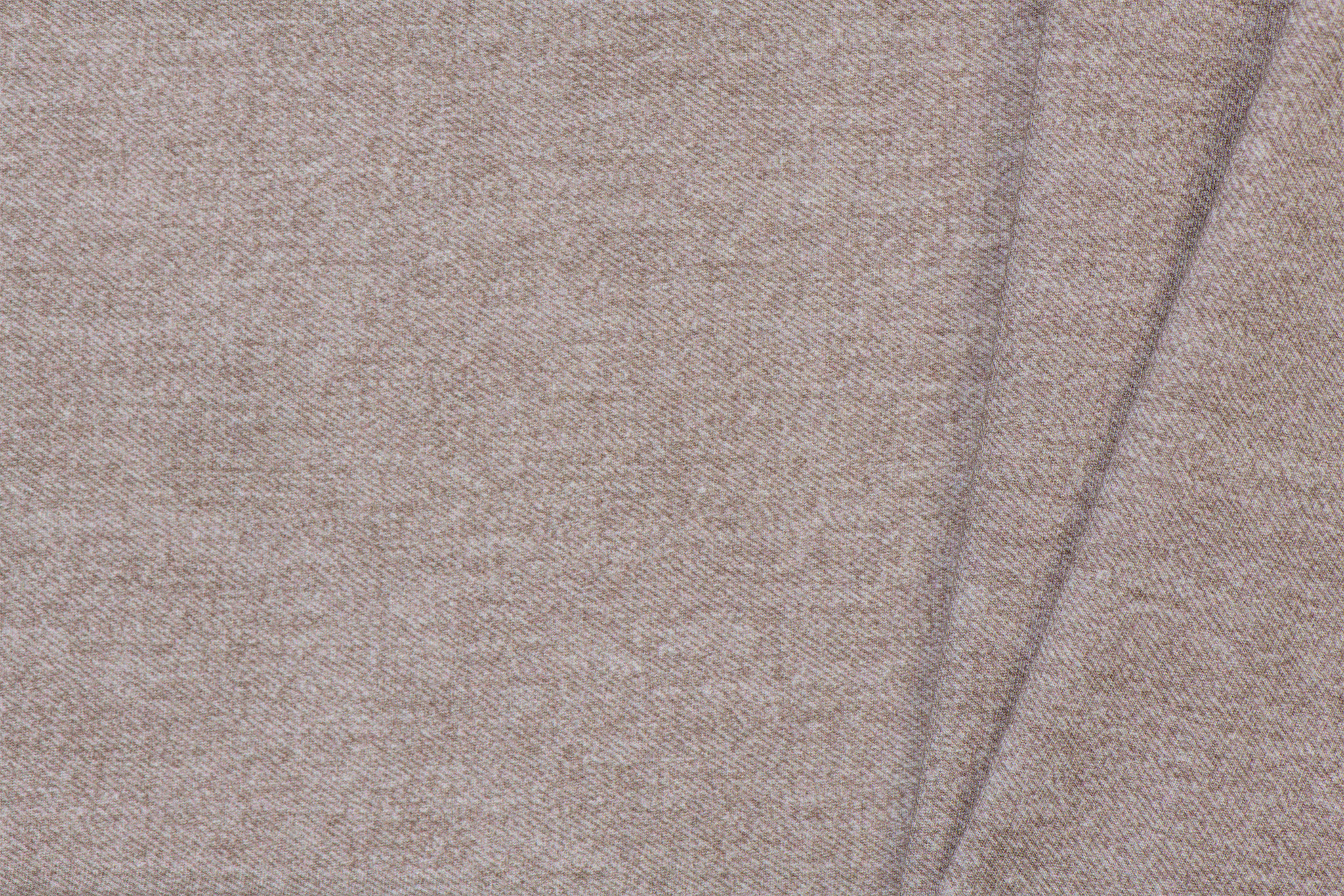 Toff Designs Jersey Digital Jeans Taupe