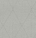 Outdoor Meubelstof Liestal Ash Grey / Off White
