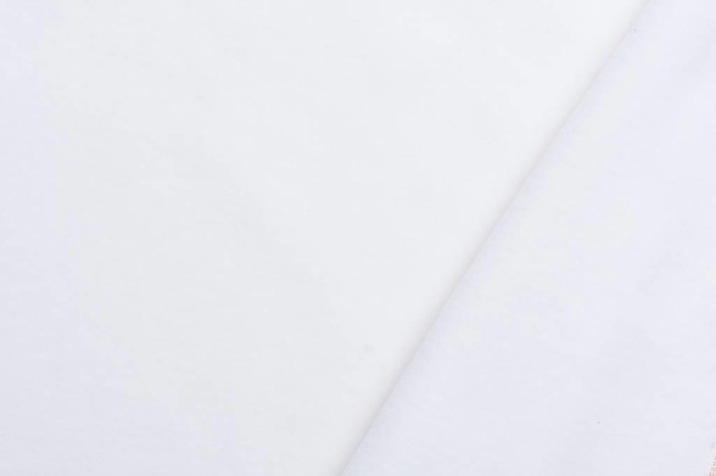 Fluweel Wit
