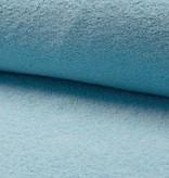 Badstof Lichtblauw