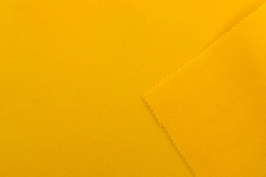 vilt / 2 mm - geel