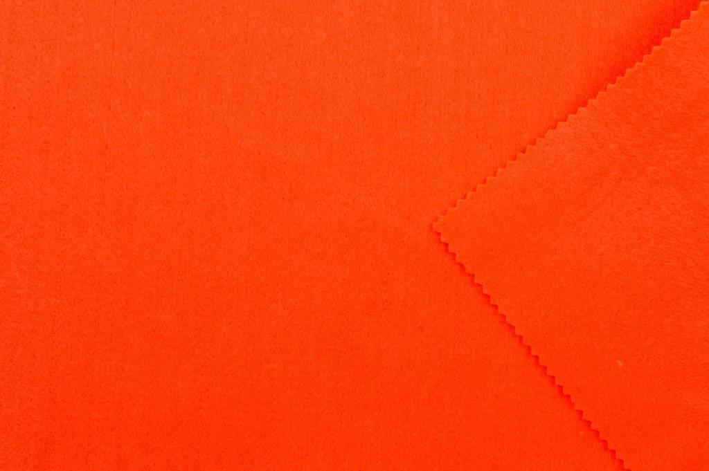 vilt / 2 mm - oranje