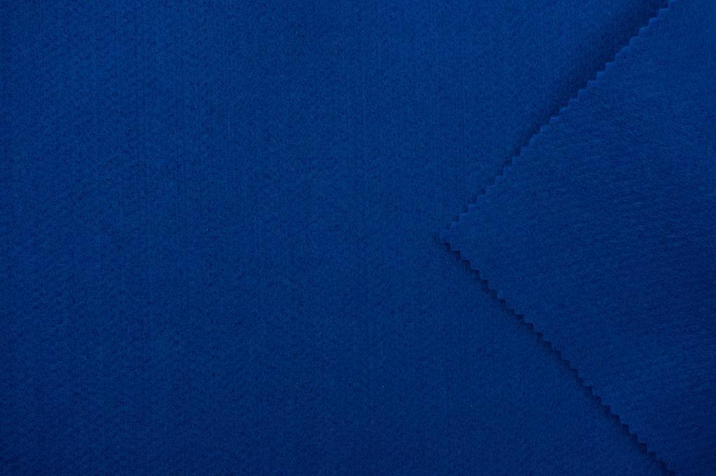 vilt / 2 mm - blauw