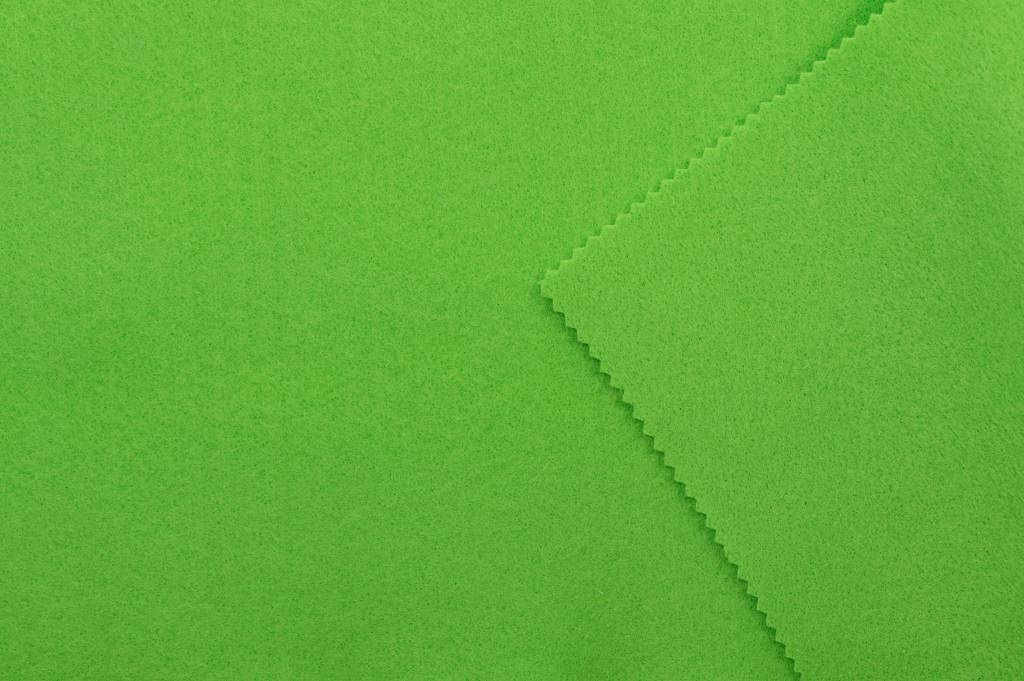 vilt / 2 mm - lime