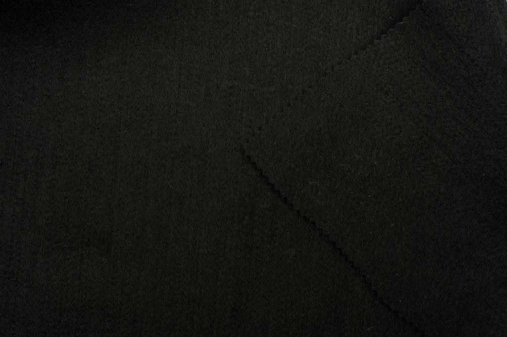 vilt / 2 mm - zwart