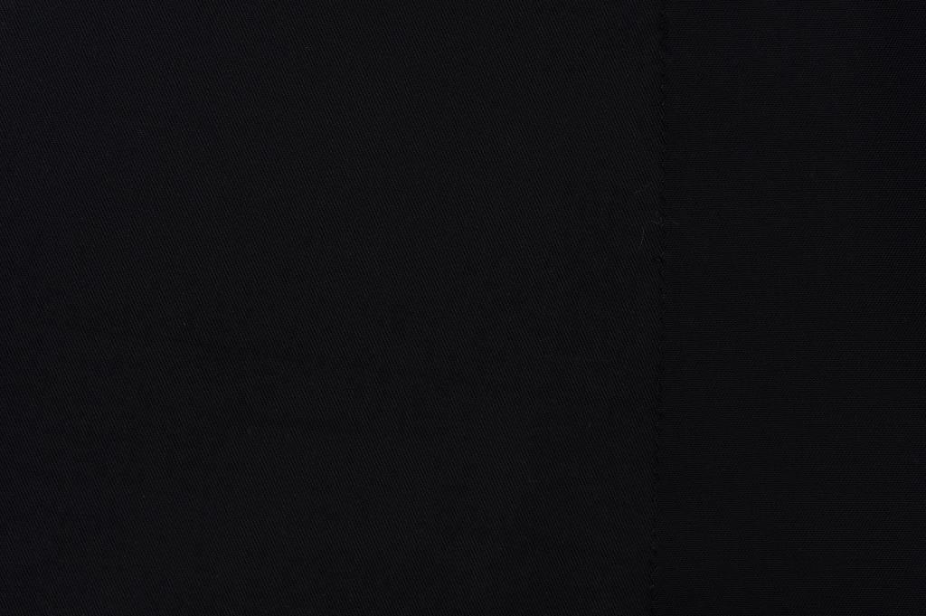 Workwear / Keperkatoen Black