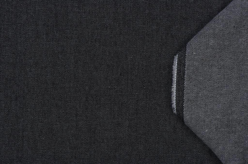 Denim/Jeans Zwart