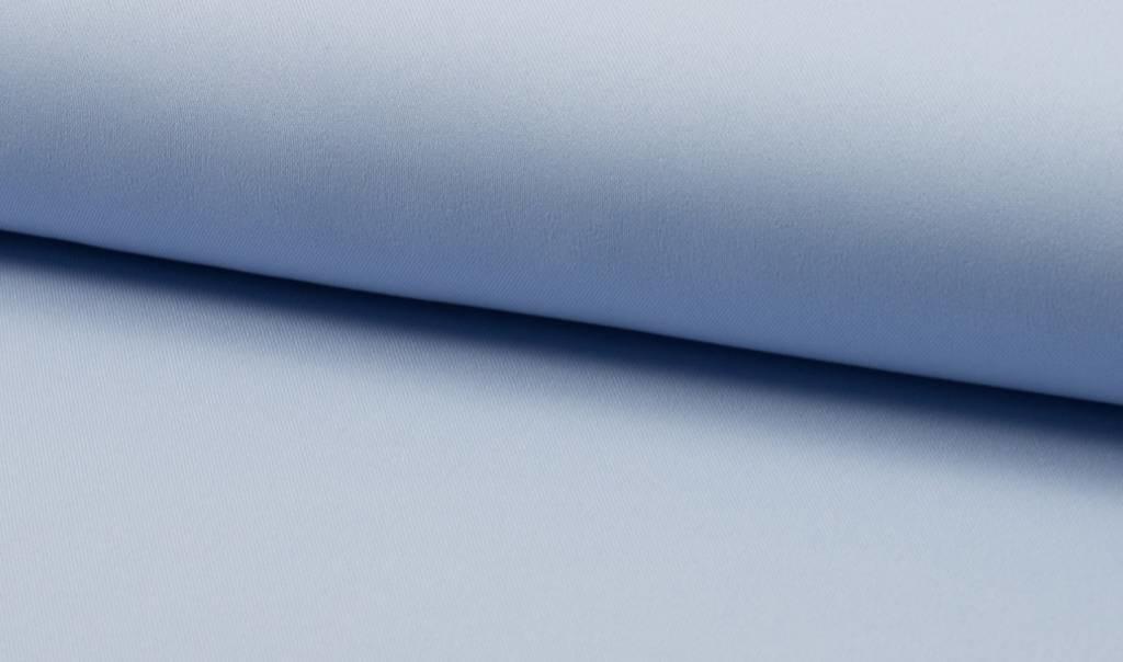 Bi-stretch / Texture / Burlington Lichtblauw