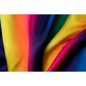 Satijn regenboog 01