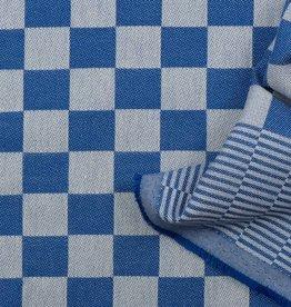 Dambont / Theedoeken Stof, Blauw