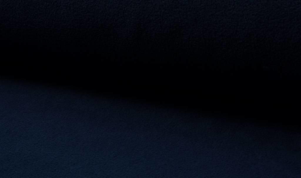 Fleece Marineblauw