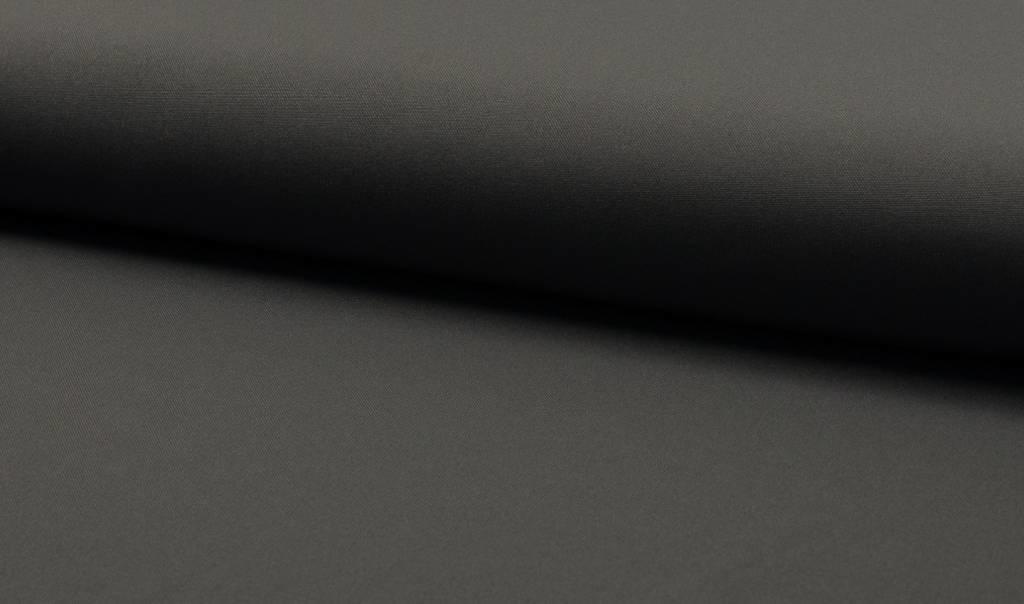 Bi-stretch / Texture / Burlington Grijs, Per Rol 25 meter- 280 cm Breed