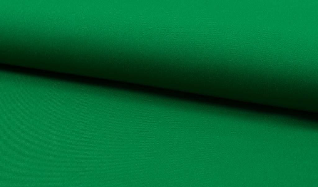 Bi-stretch / Texture / Burlington Groen, Per Rol 25 meter- 280 cm Breed