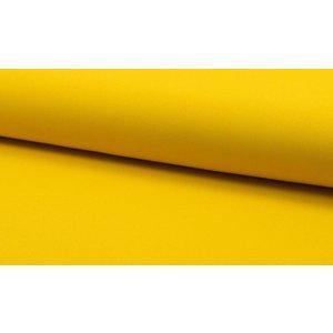 Bi-stretch / Texture / Burlington Geel, Per Rol 25 meter- 280 cm Breed