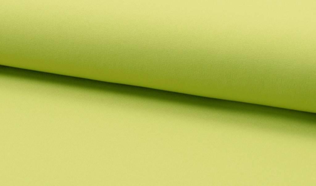 Bi-stretch / Texture / Burlington Lime, Per Rol 25 meter- 280 cm Breed