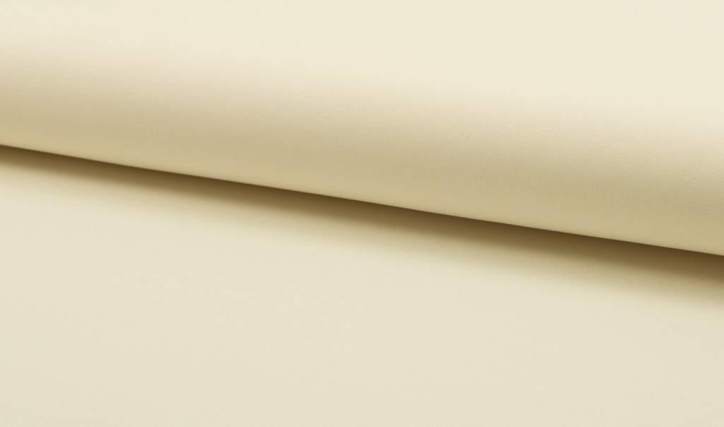 Bi-stretch / Texture / Burlington Ecru, Per Rol 25 meter- 280 cm Breed