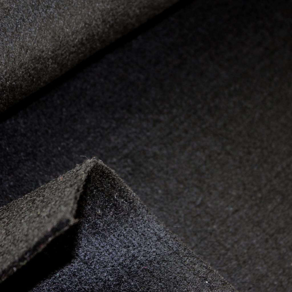Dik vilt / 3 mm - zwart