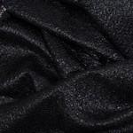 Lurex  Ruit  Zwart / Zwart