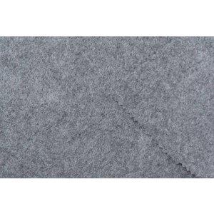 vilt / 2 mm - grijs melange
