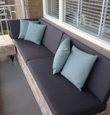 Outdoor Meubelstof Southend Anthracite