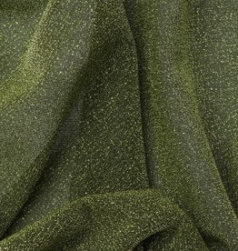 Lurex Glitter Lime
