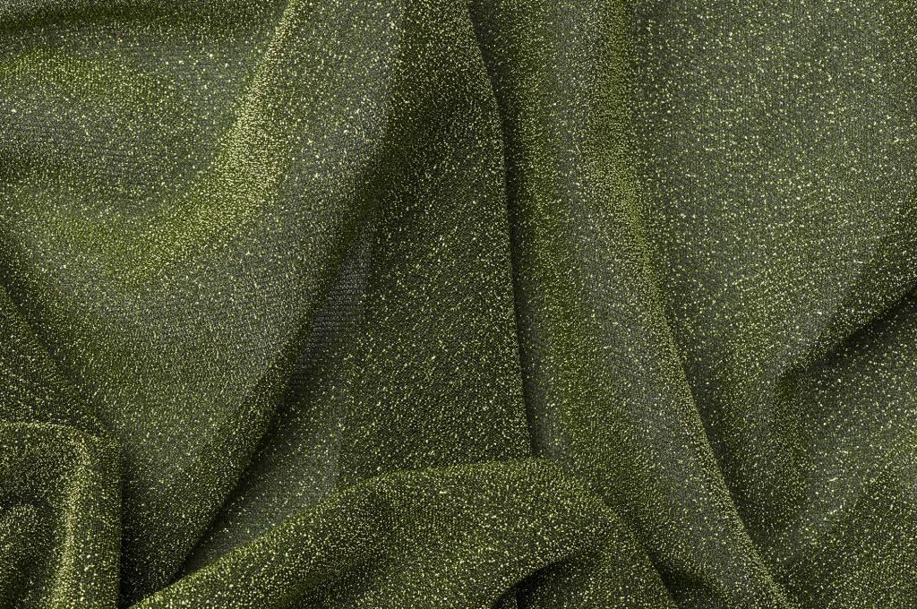 Lurex Glitter Lime