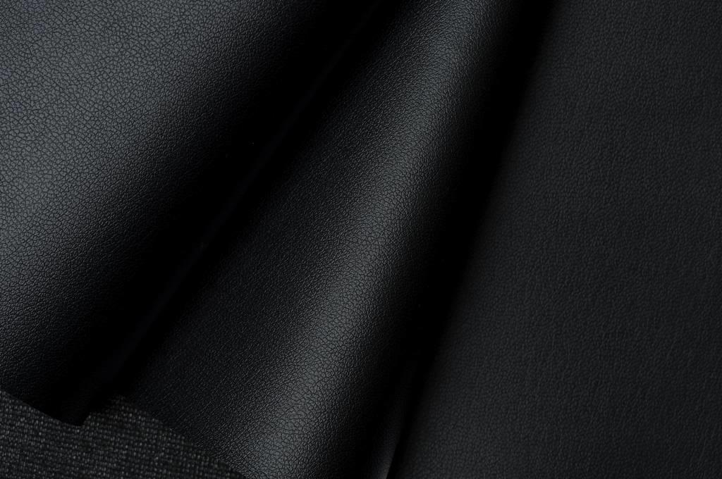 Imitatieleer Bekleding Zwart