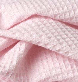 Wafel Katoen, Water Pink
