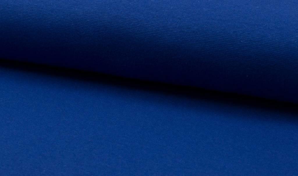 Boordstof fijn, royal blue