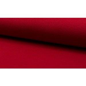 Boordstof fijn, rood