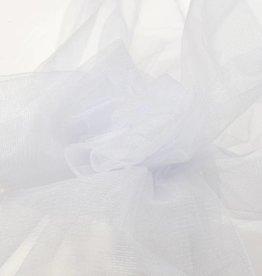 Sparkling Glamour Tule White