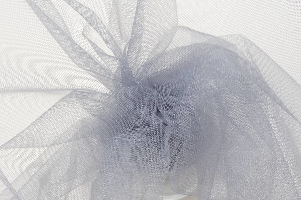 Sparkling Glamour Tule Silver
