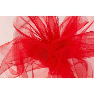 Sparkling Glamour Tule Red