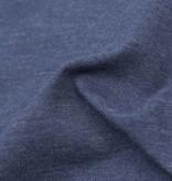 Katoen tricot- jeans melange