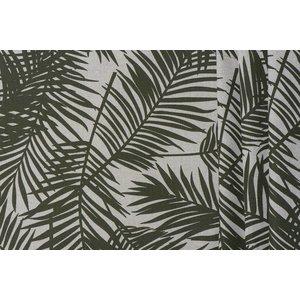 Nobodeco Linnenlook Palm Leaves Khaki