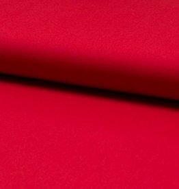 Laken katoen 240 cm Breed Rood