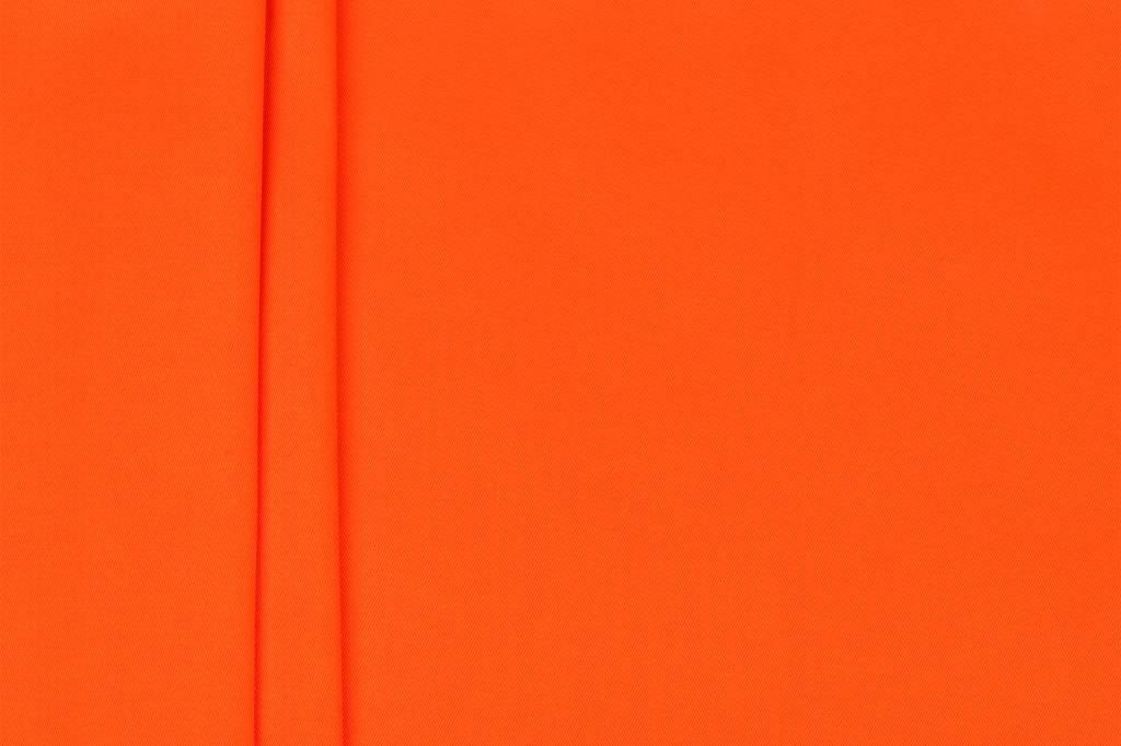 Bever Nylon waterafstotend fluor oranje
