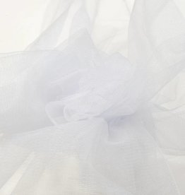 Sparkling Glamour Tule Off-White