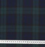 Schotse Ruit Stretch Black Watch