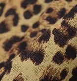 Gobelin Stof Leopard