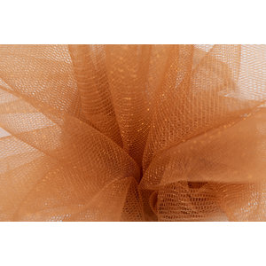Sparkling Glamour Tule Brons