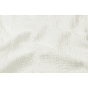 by Poppy designed for you Triple Gauze / Mousseline Baby Cotton Off-White