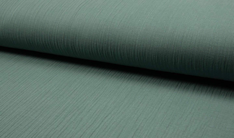 Qjutie Kids Baby Cotton / Mousseline Uni / Effen New Dusty Green