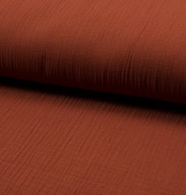 Qjutie Kids Baby Cotton / Mousseline Uni / Effen Terra