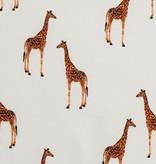 Jersey Katoen Digitale Print - Giraffe Kuddes