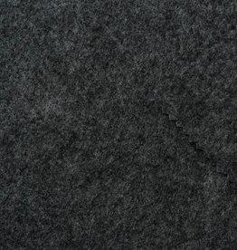 vilt / 2 mm - donkergrijs melange