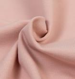 Katoenen Jersey Nude Rose