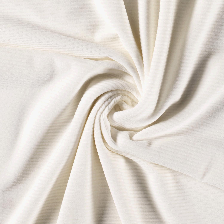 Nooteboom Textiles Tricot Big Corduroy Ecru